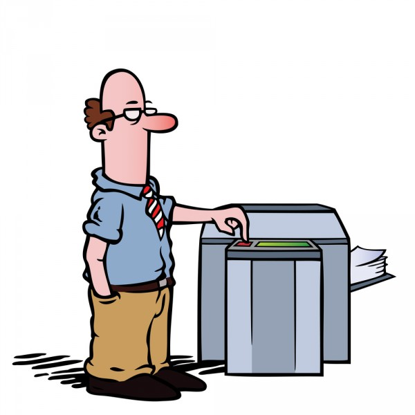 photocopier interim manager